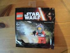 Star Wars Rebel A-Wing Pilot Lego Sealed Minifigure - 5 Pieces - Retired