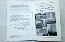 TWINBROOK GYLLYNGVASE FALMOUTH CORNWALL HOLIDAY GOLF GUIDE C1960S B/W PHOTOS