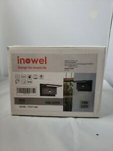 NEW Inowel Waterproof Outdoor Lighting Surface Mounting Outdoor Wall Lamp Grey