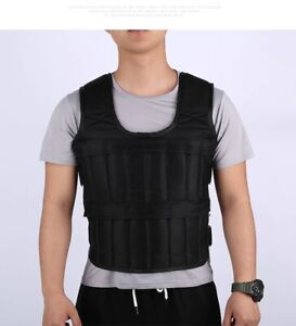 Home Fitness Workout Equipment Loading Weight Vest Training Jacket