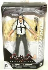 "COMMISSIONER GORDON #8 Batman Arkham Knight 6.75"" Figure DC Collectibles 2015"