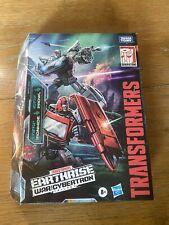 Transformers War for Cybertron Earthrise WFC-E31 Autobot Alliance Ironhide Prowl