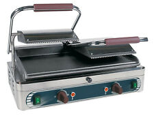Contact Grill -Electric cast iron double grill