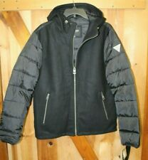 Guess Winter Jacket ~ Down and Feathers ~ Men's Medium ~ Brand New