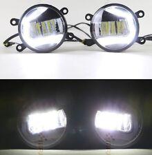 2 pcs LED DRL 20 W osram chip Fog Lamp untuk for 2004 ~ 2013 SUZUKI Swift