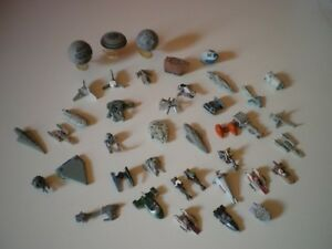Star Wars micro machines - ships, vehicles, pod racers