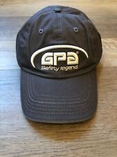 Gpa Baseball Cap Hat Grey New Double Clear Safety Helmet