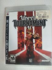 Ps3 games new sealed unreal tournament midway