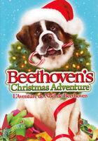 Beethovens Christmas Adventure (DVD, 2011, Canadian)