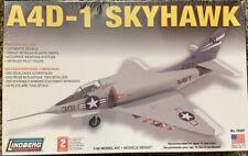 Lindberg A4D-1 Skyhawk Navy 1:48 Model Airplane Kit