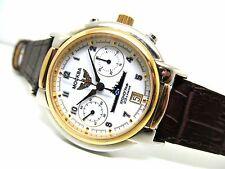 Rare! Soviet Army Navy Mechanical 23J Cal 3313 Chronograph Limited Men's Watch