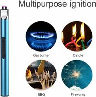 USB rechargeable Electric Lighter/ Kitchen/candle / Gas/ BBQ Lighter