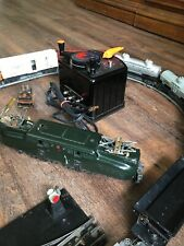 Post war Lionel train set and extras