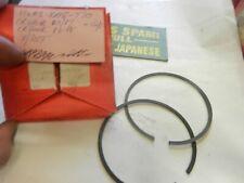 HONDA CR480R 82-83,CR500R 84-88,130A2-KA5-770 ,0.25o/s  RING SET ,NOS .GENUINE .