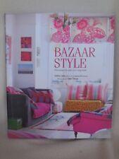 Books Bazaar Style Decorating W/flea market finds & vintage Hardcover 1st. ed.