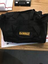 "New Dewalt Tool Bag Ballistic Nylon 11"" For DC825 DC970 DW9116 DC9098"