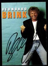 Bernhard Brink Autogrammkarte Original Signiert ## BC 54421