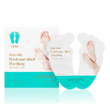 Holika Holika Baby Silky Foot One Shot Peeling 1Pack X 2Pcs +Free Sample