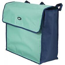 Tough 1 Turquoise Nylon Blanket Storage Bag horse tack equine 61-9995