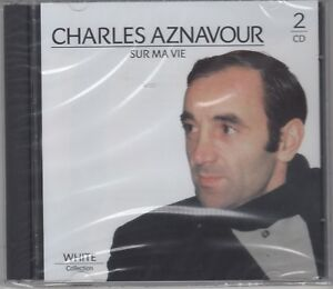 """Charles Aznavour """"Sur Ma Vie"""" 2CD Set NEW & SEALED *36 Tracks* Posted From UK"""