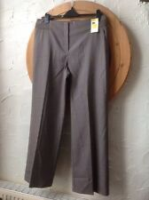 **New** M & S  Collection Size 16L Neutral/ Light Brown  Trousers - RRP £19.50