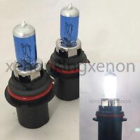 9007-HB5 White 100/80W Xenon Halogen 5000K Headlight Light Bulb #d1 High/Lo Beam
