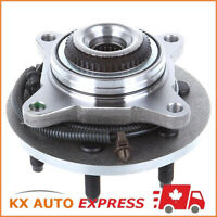 FRONT WHEEL BEARING & HUB ASSEMBLY FOR FORD F-150 2006 2007 2008 4WD 6 STUDS