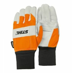 Stihl Gloves FUNCTION Protect MS Chainsaw Gloves - Size Medium/9