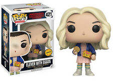 Eleven With Eggos Chase Stranger Things Netflix POP! Television #421 Figur Funko