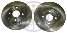 2 DISQUE FREIN ARRIERE OPEL COMBO Tour 1.7 DTI 16V 75 CH 10.2001-