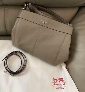 COACH Small Lexy Shoulder Bag F23537