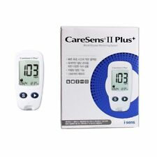 CareSens2 Plus Blood Glucose Monitoring System / Plus Strips Complete Kit