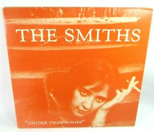 The Smiths Louder Than Bombs [2 LPS] 1987 Sire Rough Trade Gatefold Album