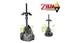 HERO Dark Zelda Link Hylian letter opener with free rock base stand NEW