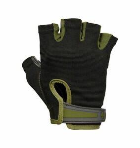 Harbinger Men's Power Glove - Green/Black