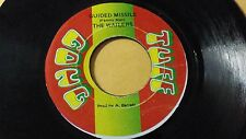 """The Wailers (Family Man) Guided Missile /Reggae 45"""" on Tuff Gong  Label"""