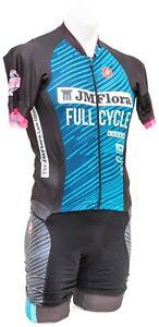 Castelli Full Cycle SanRemo 3.2 Short Slv Speedsuit Men MEDIUM Road Bike CX Race