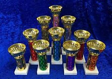 BARGAIN BOX of Mixed Bowl Awards Trophies Equestrian Dance Sport FREE Engraving
