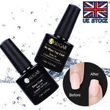 UR Sugar Top & Base Coat Nail Gel Polish Professional UV LED Gel-UK STOCK