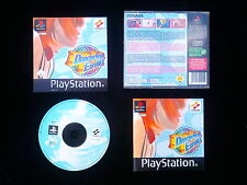 DANCING STAGE EUROMIX : JEU Sony PLAYSTATION PS1  PS2 (COMPLET envoi suivi)