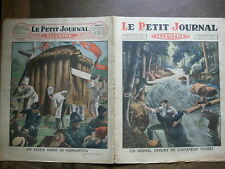 LE PETIT JOURNAL 1928 N 1965 L' AVIATEUR JOSEPH THORET