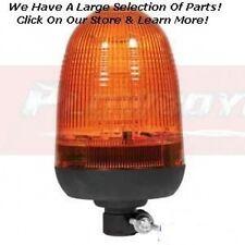 AMBER LED Beacon Pipe Type for Deere EPMRTFLX CASE MASSEY FERGUSON FORD TRACTOR