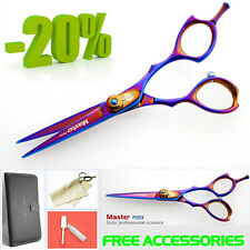 Titanium Hairdressing Hair Scissors, Barber Shears P213