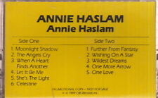 annie haslam limited edition cassette the shirts