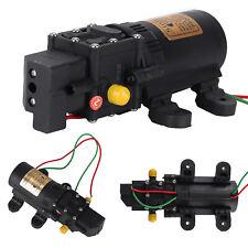 12V 5L/min High Pressure Water Self Priming Pump for Car Boat Campervan100PSI