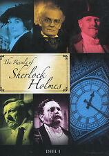 The Rivals of Sherlock Holmes : deel 1 (3 DVD)