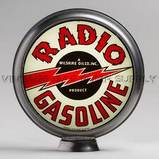 """Radio Gas 15"""" Limited Edition Gas Pump Globe (15.324)"""