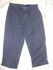Basic Editions Denim Capris, Cropped Pants for Women | eBay