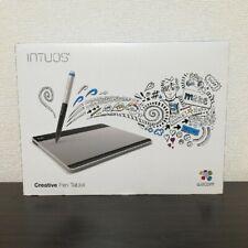 WACOM Intuos CTL-480 Small Creative Pen Tablet used
