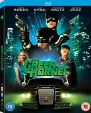 THE GREEN HORNET (BLU-RAY, 2011) - DISC ONLY - EX LOVEFILM